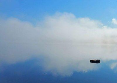 Late Summer Fog