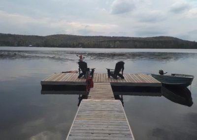 Dock Landscape
